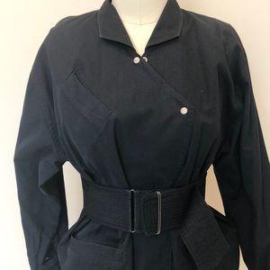 Vintage Morgan Le Fay Black Dress